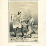 zoología y fábulas de la educación artística